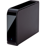 "Buffalo DriveStation Axis HD-LBU3 HD-LB4.0TU3 4 TB 3.5"" External Hard Drive - 1 Pack - Black HD-LB4.0TU3"