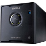 Buffalo DriveStation Quad HD-QL16TU3R5 DAS Array - 4 x HDD Installed - - HDQL16TU3R5