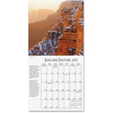 MeadWestvaco 7 Habits of Highly Effective People Wall Calendar DDF88128
