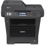 Brother MFC-8910DW Laser Multifunction Printer - Monochrome - Plain Paper Print - Desktop MFC8910DW