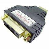 Calrad Electronics HDMI Male to DVI-D Female Adapter