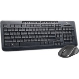 SIIG Wireless Slim Multimedia Keyboard & Mouse JK-WR0812-S1
