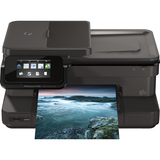 HP Photosmart 7520 Inkjet Multifunction Printer - Color - Photo Print - Desktop CZ045A#B1H