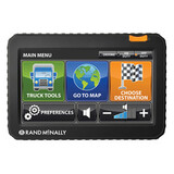 Rand McNally IntelliRoute 720 Automobile Portable GPS Navigator TND-720LM