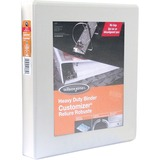 Wilson Jones Heavy-Duty Customizer D-Ring View Binder
