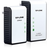 TP-LINK 300Mbps AV200 Wireless N Powerline Extender Starter Kit - TLWPA281KIT