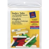 Avery Self-Adhesive Index Tabs 16228C