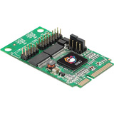 SIIG 2-Port RS232 Serial Mini PCIe with Power - JJE20211S1