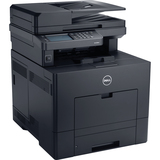 Dell C3765DNF Laser Multifunction Printer - Color - Plain Paper Print - Desktop