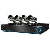 Swann DVR4-3000 TruBlue 4 Channel D1 Digital Video Recorder & 4 x PRO- - SWDVK430004