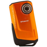 "Polaroid iD642 Digital Camcorder - 2"" LCD - CMOS - HD - Orange"