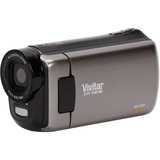"Vivitar DVR 558HD Digital Camcorder - 2.4"" - Touchscreen LCD - CMOS - - DVR558HDLIC"
