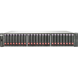 HP StorageWorks P2000 G3 DAS Array - 12 x HDD Installed - 7.20 TB Installed HDD Capacity