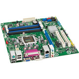 Intel Executive DQ77CP Desktop Motherboard - Intel Q77 Express Chipset - Socket H2 LGA-1155 - 1 Pack BLKDQ77CP