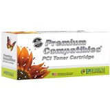 Premium Compatibles Okidata 43502301 Oki 4400 3K Black Toner Cartridge 43502301-PCI