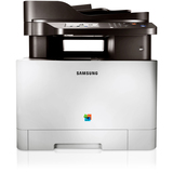 Samsung CLX-4195FW Laser Multifunction Printer - Color - Plain Paper Print - Desktop CLX-4195FW/XAA