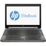 "HP EliteBook 8570w B8V82UT 15.6"" LED Notebook - Intel - Core i7 i7-3610QM 2.3GHz - Gunmetal B8V82UT#ABL"