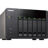 QNAP High-performance 6-bay NAS server for SMBs TS-669L