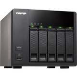 QNAP High-performance 5-bay NAS server for SMBs TS-569L