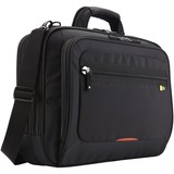 "Case Logic Carrying Case for 17"" Notebook, iPad, Tablet PC - Black - ZLCS217BLACK"