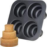Chicago Metallic Multi Tier Cake Pan - 26633