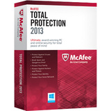 McAfee Total Protection 2013 - 3 PC - MTP13EMB3RAA