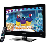 "Viewsonic VT1601LED 16"" 720p LED-LCD TV - 16:9 - HDTV VT1601LED"