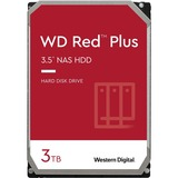 Western Digital Red 3TB SATA3 64MB Cache 3.5in Internal Hard Disk Drive HDD