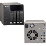 QNAP High-performance 4-bay NAS Server for Home & SOHO TS-469L-US