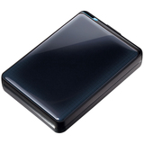 "Buffalo MiniStation Plus HD-PNTU3 HD-PNT2.0U3GB 2 TB 2.5"" External Hard Drive - 1 Pack - Black HD-PNT2.0U3GB"