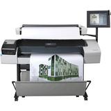 "HP Designjet T1200 PostScript Inkjet Large Format Printer - 44"" - Color CQ653B#B1K"