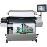 "HP Designjet T1200 PostScript Inkjet Large Format Printer - 44"" - Color"