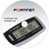 Fortinet FortiToken-200CD Hardware (OTP) Token