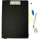 Baumgartens Recycled Zippered Storage Clipboard 61664