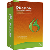 Nuance Dragon NaturallySpeaking v.12.0 Home Edition - Complete Product - K409AG00120