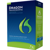 Nuance Dragon NaturallySpeaking v.12.0 Premium Edition - Version Upgrade Package - 1 User K689A-K00-12.0