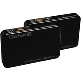 Gefen Wireless for HDMI Extender LR (Through-Walls Solution) - Black - GTVWHD1080PLRBLK