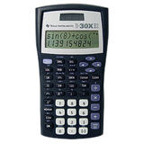 Texas Instruments TI-30X IIS Scientific Calculator - 30XIISTBL1L1AS