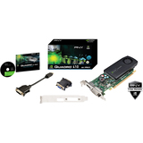 PNY Quadro 410 Graphic Card - 512 MB DDR3 SDRAM - PCI Express 2.0 x16 - Low-profile VCQ410-PB