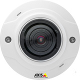 Axis M3004-V Surveillance/Network Camera - Color, Monochrome - M12-mount