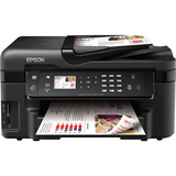 Epson WorkForce WF-3520 Inkjet Multifunction Printer - Color - Photo Print - Desktop C11CC33202