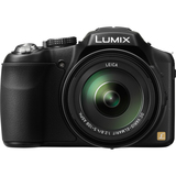 Panasonic Lumix DMC-FZ200 12.1 Megapixel Bridge Camera - Black - DMCFZ200K
