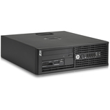 HP Z220 C1D80UT Small Form Factor Workstation - 1 x Intel Core i5 i5-3570 3.4GHz C1D80UT#ABA