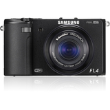 Samsung EX2F 12.4 Megapixel Compact Camera - Black