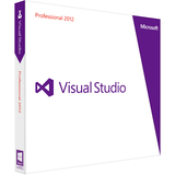 Microsoft Visual Studio 2012 Professional - Complete Product - 79D00276