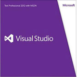 Microsoft Visual Studio Test Professional 2012 With Microsoft Develope - 6LD00171