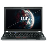"Lenovo ThinkPad X230 2320A9F 12.5"" LED Notebook - Intel - Core i7 i7-3520M 2.9GHz - Black 2320A9F"