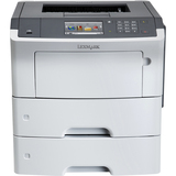Lexmark MS610DTE Laser Printer - Monochrome - 1200 x 1200 dpi Print - Plain Paper Print - Desktop 35S0550