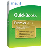 Intuit QuickBooks 2013 Premier - Complete Product - 1 User