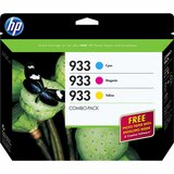 HP Combo-pack Ink Cartridge - Cyan, Magenta, Yellow - B3B32FN140